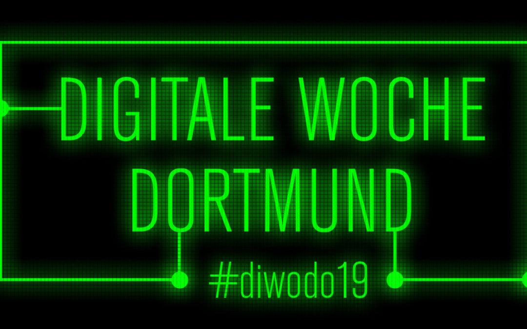Digital Week Dortmund 2019 #diwodo19
