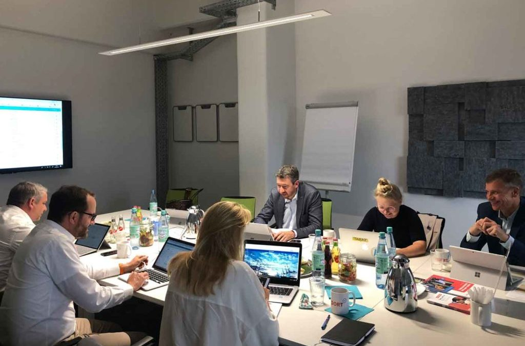 Digital Logistics Award: Jury selects eight start-ups for pitch session