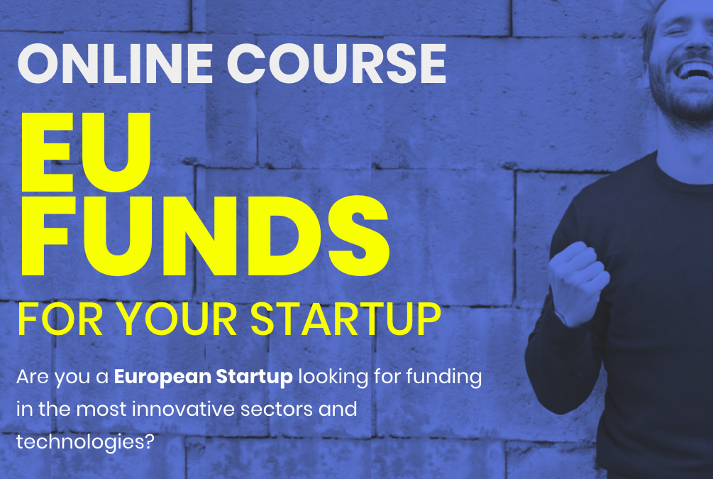 Online Course: EU Funds for your start-up