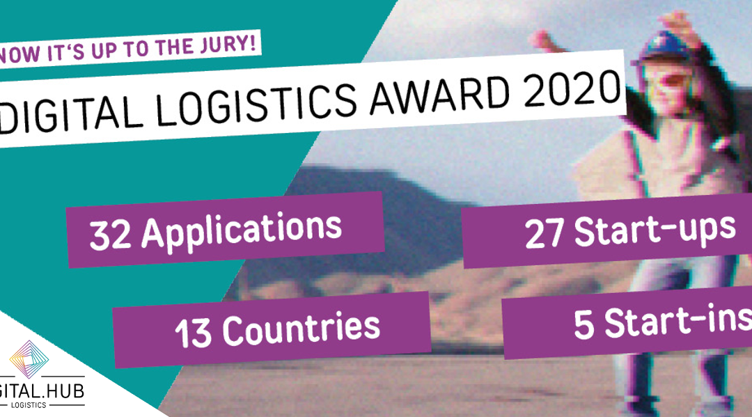 Digital Logistics Award 2020 heads for the finals