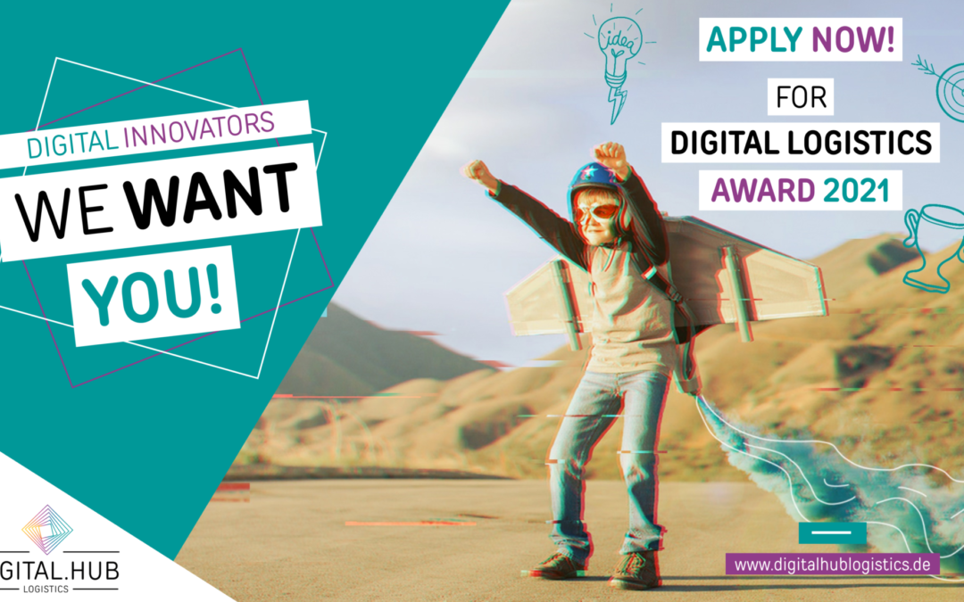 The fifth round for the outstanding start-up award is open!